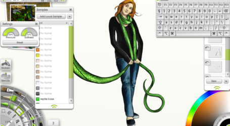 Making Headway With Auralea's Illustration