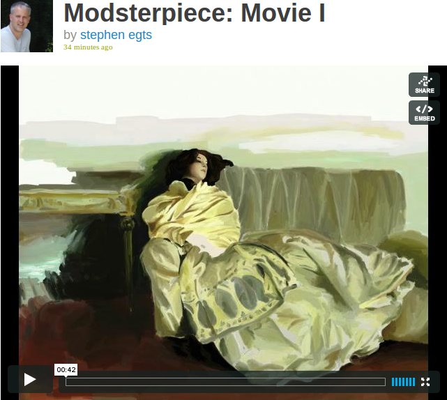 Modsterpiece Movie 1