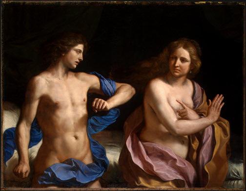 Amnon and Tamar painting