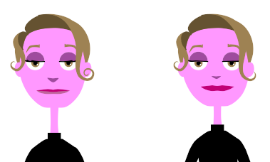 Refining Jenny's features