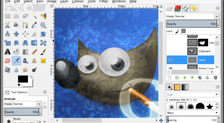 Goodbye Photoshop, hello Gimp