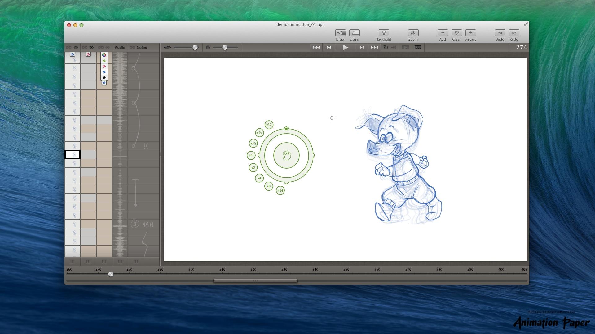 Animation a plenty!