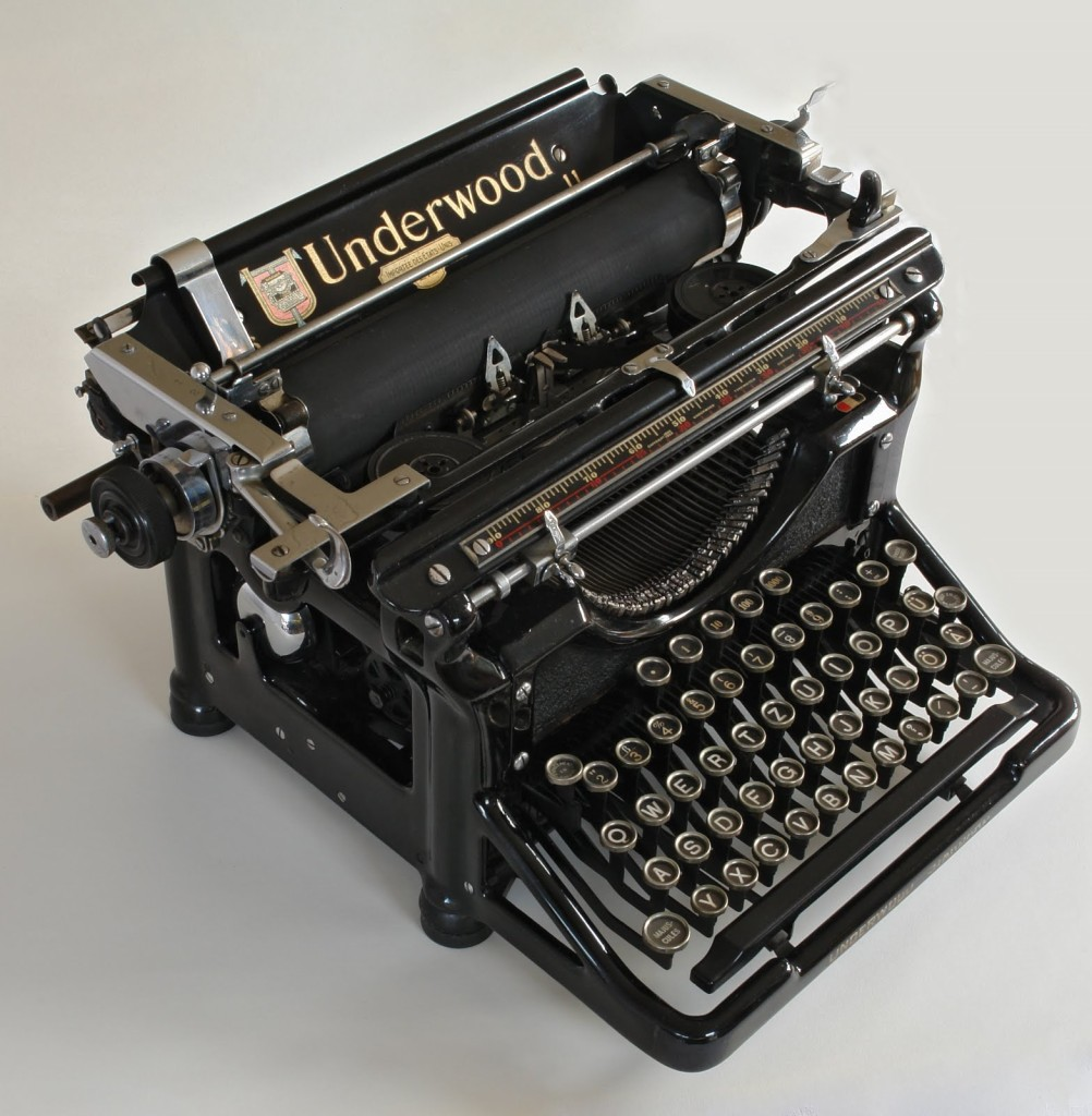 Similar model to the Underwood we used
