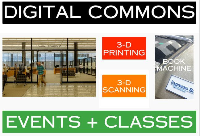 MLK Library Digital Commons