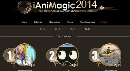 2014 iAniMagic winners
