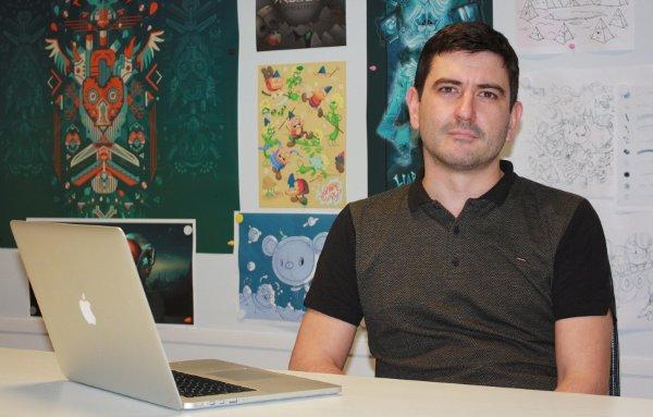 Ash Hewson, Affinity Designer's Managing Director