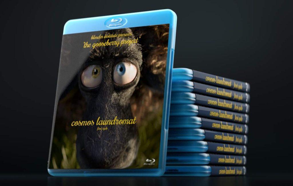 Cosmos Laudromat DVD