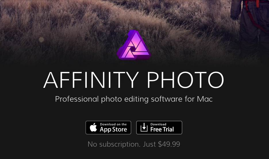 Affordable solutions like Affinity Photo have taken the design world by storm. There are plenty of options, both FOSS and proprietary software, to support.