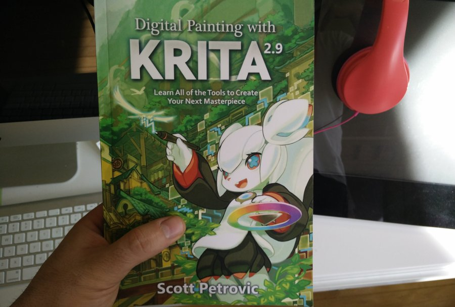 Software like Krita made my transition to a free environment super easy. They have worked hard to listen and respond to user feedback with great features and stability.