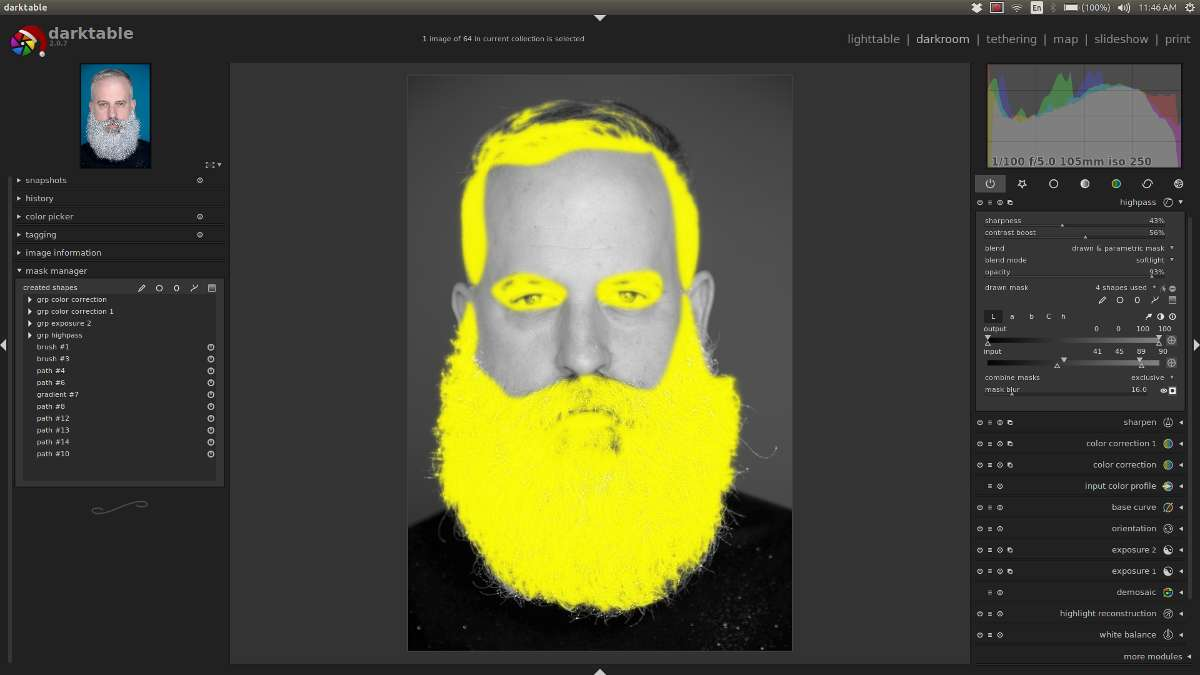 FOSS Fixins: Editing photos with Darktable, Affinity Photo, and