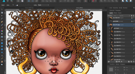 The Workbook that makes Affinity Designer a must